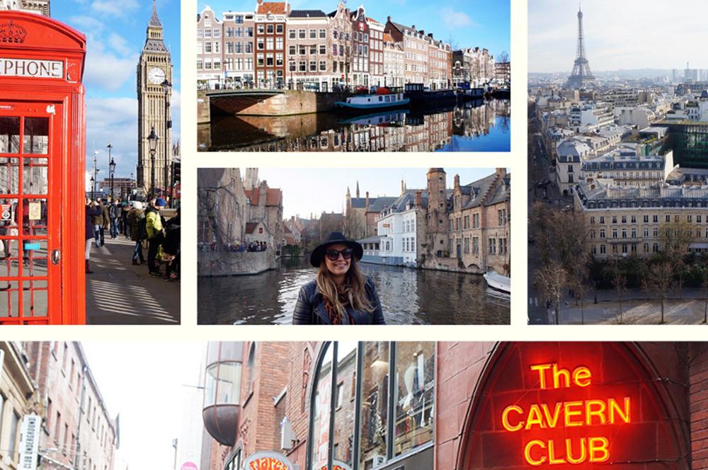 Eurotrip Roteiro De 20 Dias Da Minha Viagem Pela Europa Londres Liverpool Paris Bruges E Amsterdam Meu Mapa Mundi